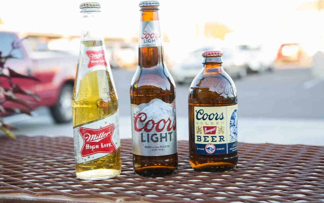 Marketing Images for MillerCoors Company at Okra